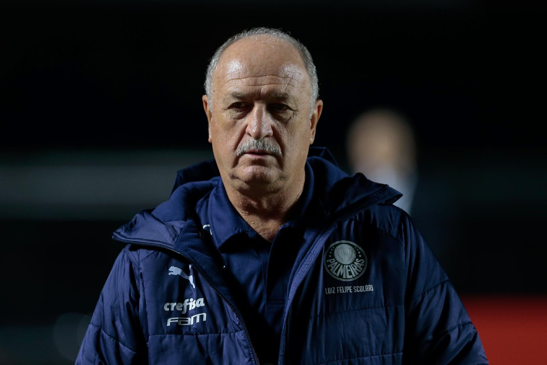 Resultado de imagem para Pascoal revela bastidores do elenco do Palmeiras e insatisfação com trabalho do treinador