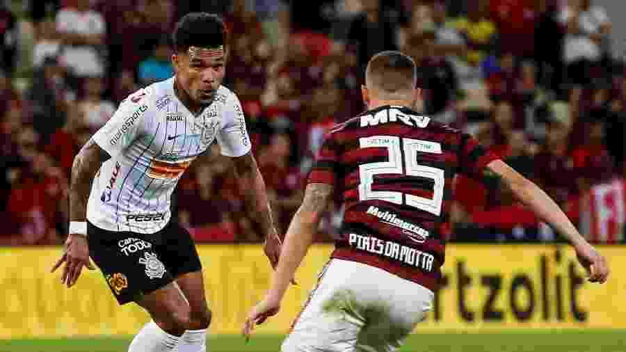 Corinthians e Flamengo voltam a se enfrentar um mês e meio após confrontos pela Copa do Brasil - Rodrigo Gazzanel/Ag. Corinthians
