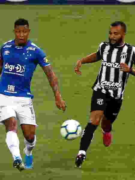 Samuel Xavier deve atuar improvisado no jogo de hoje (2) contra o Palmeiras - LC MOREIRA/ESTADÃO CONTEÚDO