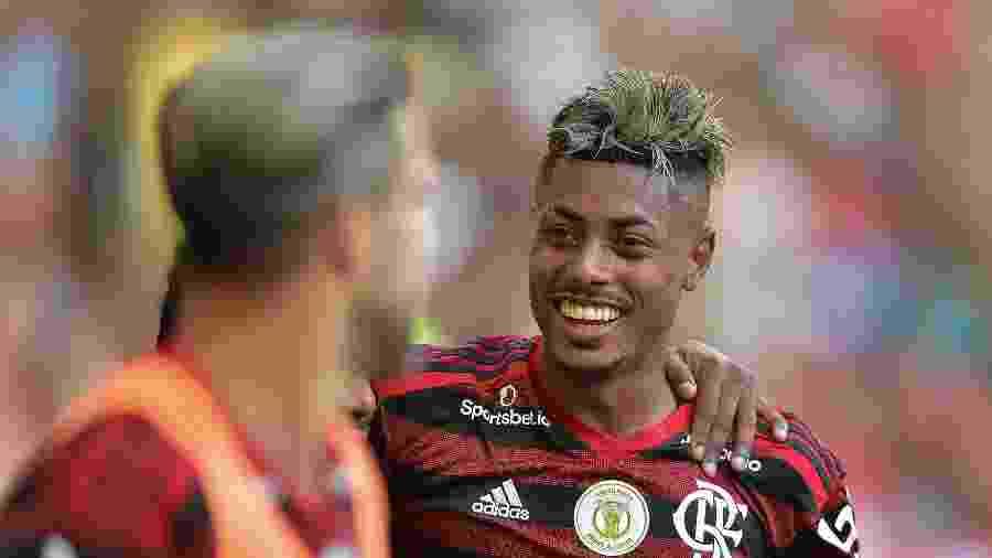 Líder Flamengo faz clássico contra o Botafogo  - Thiago Ribeiro/AGIF
