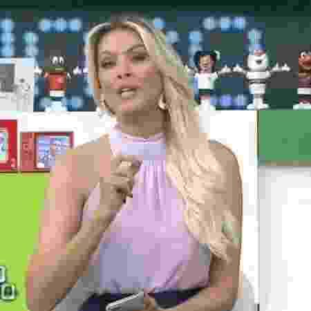 Renata Fan defende expulsão de Fagner em vitória do Corinthians - Reprodução/Bandeirantes