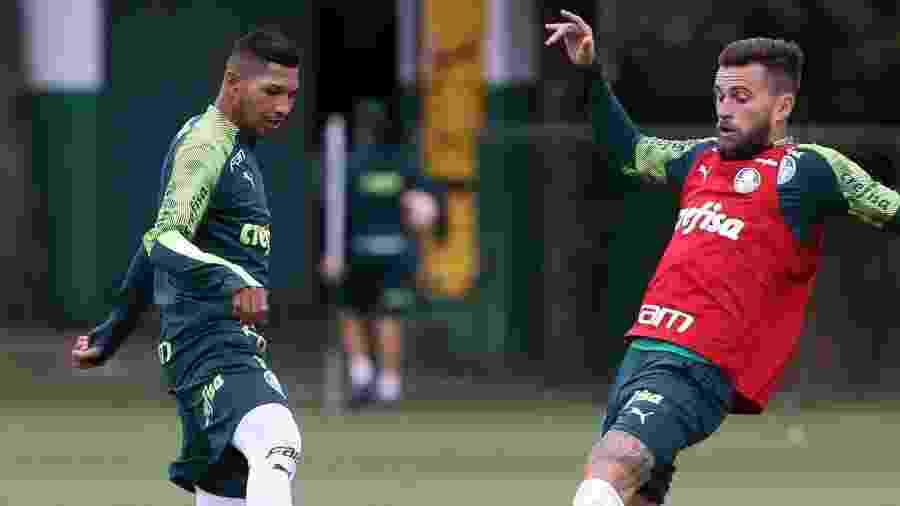 Rony chegou ao Palmeiras no começo do ano e pode desfalcar o time por até quatro meses - Cesar Greco/Ag. Palmeiras/Divulgação