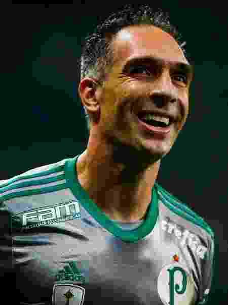 Fernando Prass, ex-goleiro do Palmeiras, em 2017 - Alexandre Schneider/Getty Images