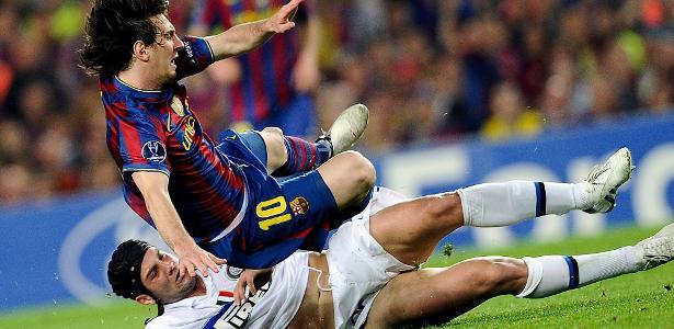 """Por que a Inter de Milão é o """"pior adversário do mundo"""" para Messi? – UOL Esporte"""