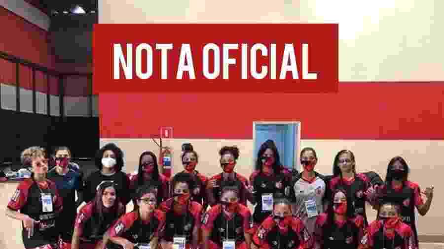 Taboão emitiu comunicado oficial através do Facebook - Reprodução/Facebook