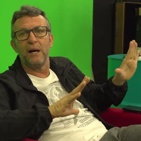 Neto, apresentador e comentarista - Reprodução/YouTube