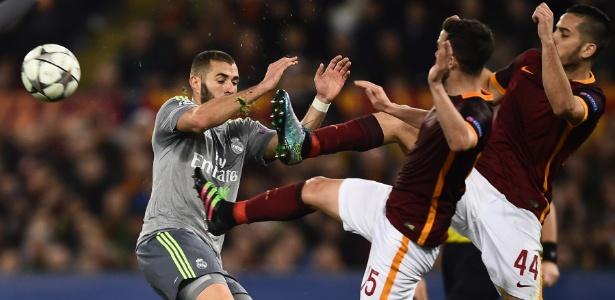 Roma perdeu primeiro jogo das oitavas por 2 a 0 e enfrenta crise entre Totti e treinador