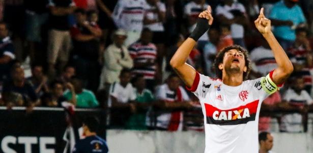 O volante Willian Arão é um dos principais destaques do Flamengo na atual temporada