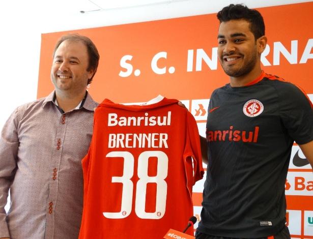 Brenner teve direitos penhorados por dívida do Juventude com grupo de empresários
