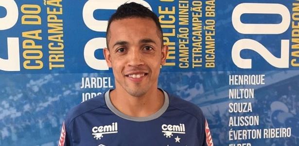 Rafinha, meia-atacante do Cruzeiro