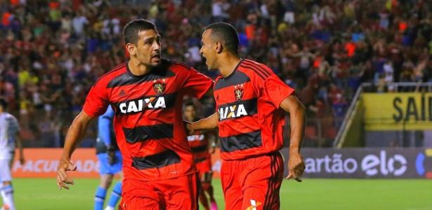 Diego Souza deve voltar contra o Corinthians, no dia 8 de agosto, em São Paulo