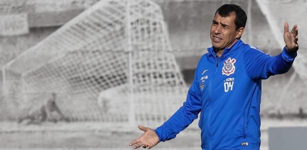 Fábio Carille acompanhará jogos do time sub-20 e observará possíveis 'reforços' para profissionais