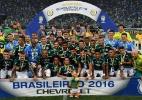 Seleção do Brasileiro tem Cuca e mais 7 palmeirenses; Jesus é eleito craque