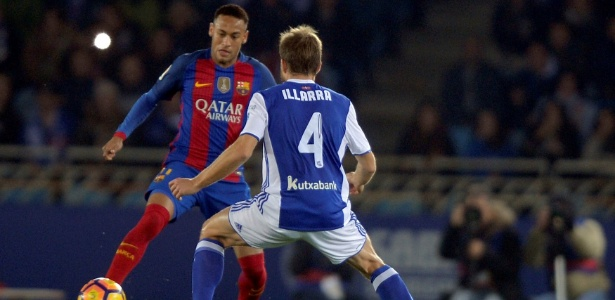 Barça é dominado e toma gol de Willian José 31f62f0d29eea