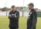 Técnico do sub-20 dirige Coritiba contra o Flamengo após demissão coletiva - Comunicação CFC