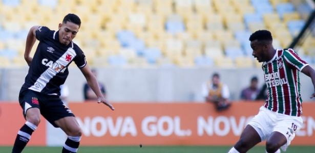 Lateral direito Gilberto pode se transferir do Vasco para o Fluminense