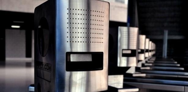 Catracas biométricas da Arena da Baixada: processo obrigatório no Atletiba 337 - Site Oficial CAP