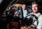 Após acidente, Villas-Boas diz que está bem, mas não volta para o Dakar - Reprodução/Instagram