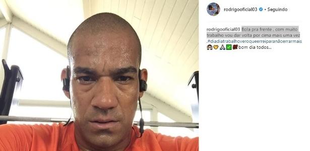 Rodrigo tem contrato com a Ponte até o fim de 2018 e negocia a rescisão