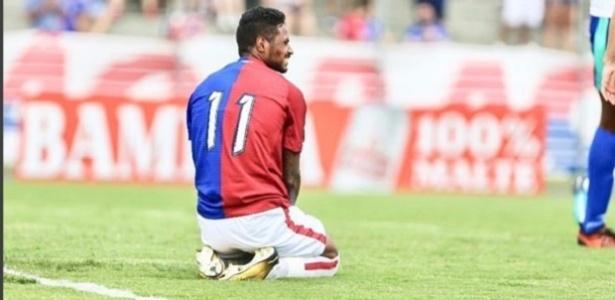Diego Gonçalves é recluso com entrevistas: dois gols que tiraram o Paraná da crise
