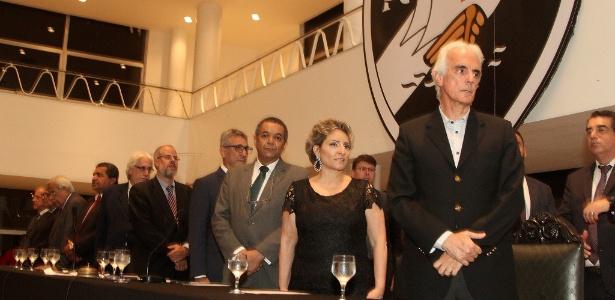 Diretoria do Vasco tem sofrido mudanças na gestão Alexandre Campello