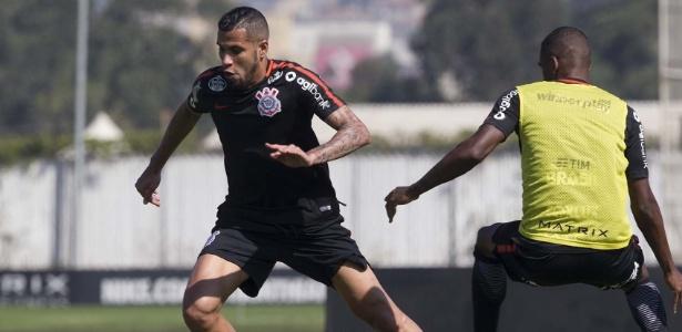 Jonathas será titular do Corinthians caso Osmar Loss mantenha o esquema 4-2-3-1 - Daniel Augusto Jr. / Ag. Corinthians