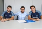 Grêmio perde analista e se prepara para saída de executivo ainda em 2018 - Lucas Uebel/Grêmio