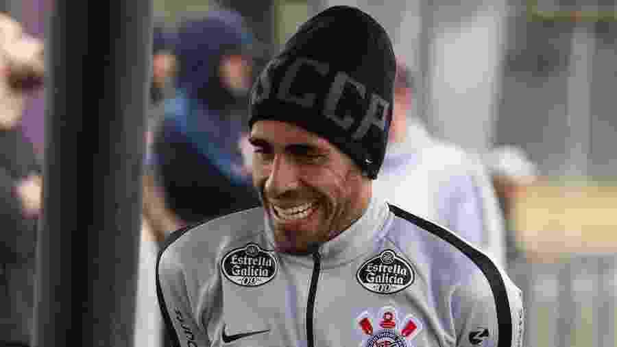 Gabriel, volante do Corinthians, tem contrato até o fim da próxima temporada e deve renovar - Daniel Augusto Jr./Agência Corinthians