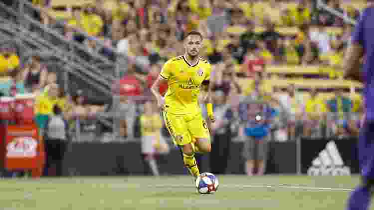 Artur, do Columbus Crew - Justin Casterline/Getty Images - Justin Casterline/Getty Images