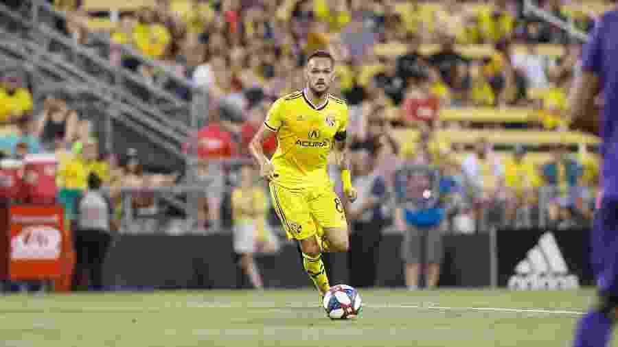 Columbus Crew, do brasileiro Artur, é um dos participantes da MLS - Justin Casterline/Getty Images