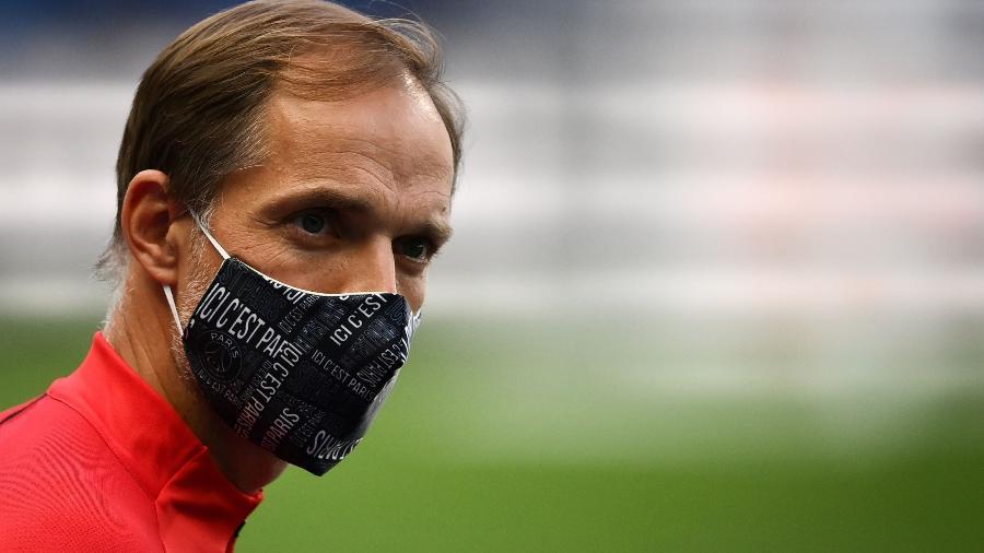 Thomas Tuchel não é mais o técnico do PSG - FRANCK FIFE / AFP