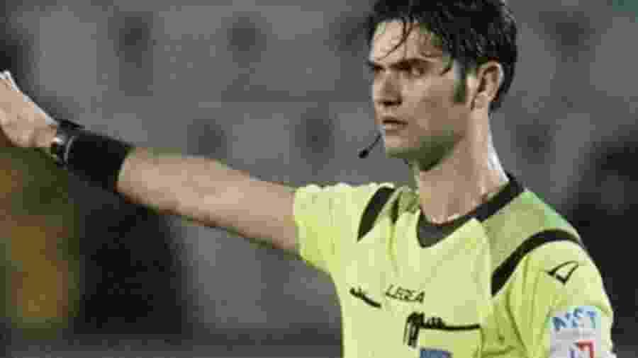 Daniele de Santis tinha 33 anos e apitava jogos de divisões inferiores do futebol italiano - FIGC/Divulgação