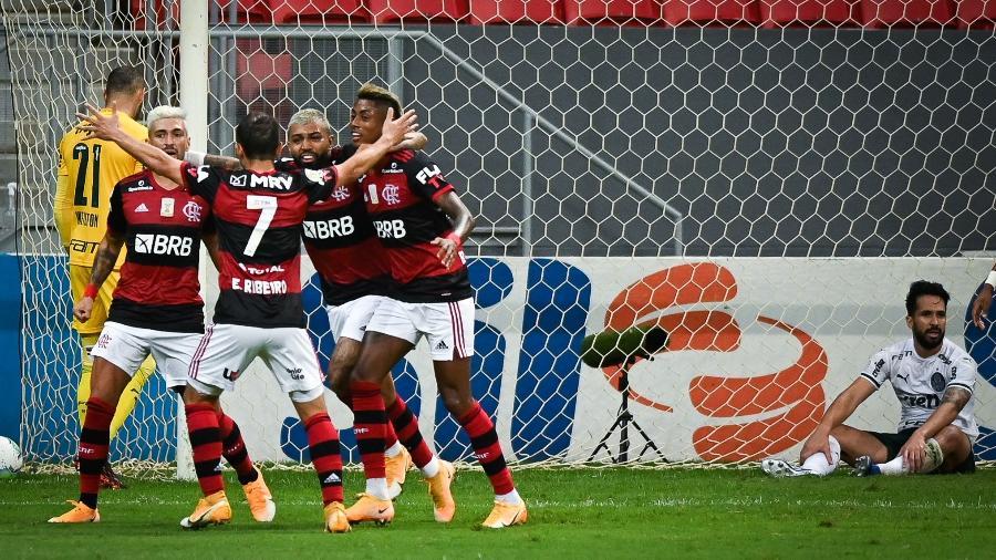 Flamengo de Ceni precisa feder a gol