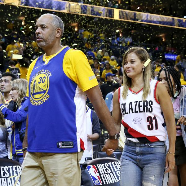 Dell Curry e Sonya Curry, pais de Stephen Curry
