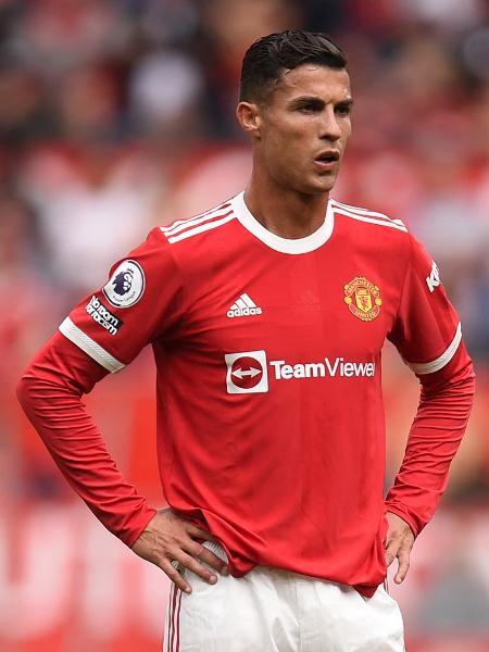 Manchester United, de Cristiano Ronaldo, terá missão de se recuperar de derrota em estreia na Champions League - Oli SCARFF / AFP