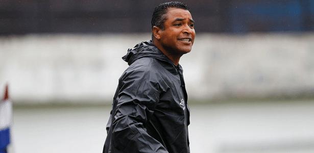 Roger Machado admite trocar o time titular do Grêmio por conta do mau desempenho - Lucas Uebel/Divulgação/Grêmio