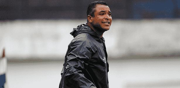 Roger Machado usa mantras de Tite com elenco do Grêmio por Libertadores - Lucas Uebel/Divulgação/Grêmio