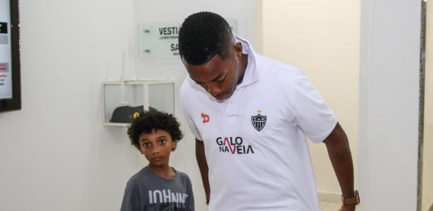 Novo camisa 7 do Galo já pode ser inscrito na Libertadores e no Campeonato Mineiro - Bruno Cantini/Atlético MG