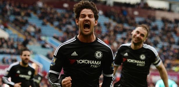 Pato fez gol na estreia pelo Chelsea, mas não deve ter contrato estendido