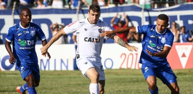 Apesar de não a chineses, Lucas Pratto ainda pode ser negociado pelo Atlético-MG em 2016 - Bruno Cantini/Atlético-MG/Divulgação