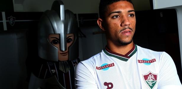 Douglas perde jogos da seleção brasileira, mas reforça Flu no Brasileiro e na Copa do Brasil