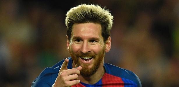 Messi tem 15 gols em 13 jogos na temporada pelo Barcelona