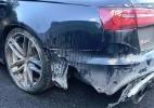 Astro da MotoGP, Valentino Rossi sofre acidente de carro na Itália - Twitter/Reprodução