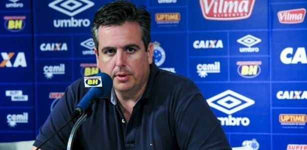 Bruno Vicintin, ex-vice de futebol do Cruzeiro, acusa de dirigente de ameacá-lo