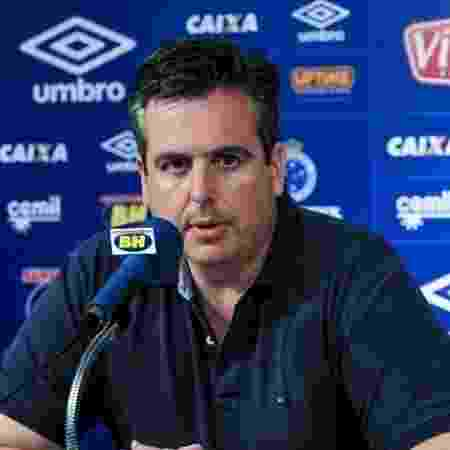 Bruno Vicintin - Washington Alves/Cruzeiro - Washington Alves/Cruzeiro