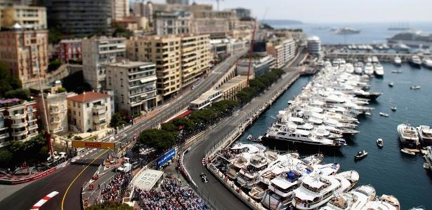 O Principado de Mônaco é famoso por receber uma das provas da Fórmula 1