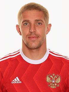 Yury Gazinsky, meia da Rússia