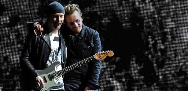 U2 fará quatro apresentações no Morumbi no mês de outubro - Mike Coppola/Getty Images/AFP