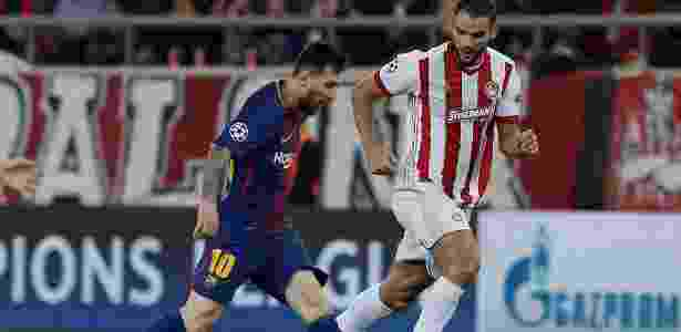 Messi - Costas Baltas/Reuters - Costas Baltas/Reuters