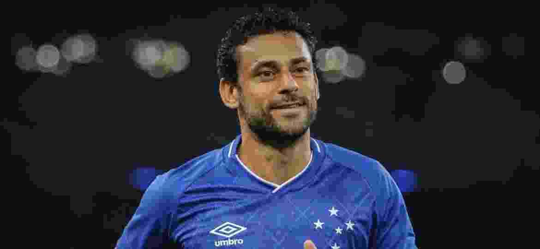 De volta ao Cruzeiro, Fred tinha multa de R$ 10 milhões com o Atlético-MG - Thomás Santos/AGIF